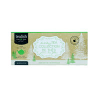Tealish Holiday Tea Collection Sampler