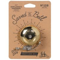 Wild & Wolf Brass Vintage Bicycle Bell