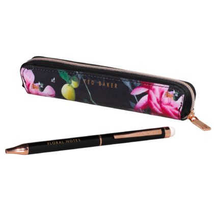 Wild & Wolf Citrus Bloom Black Touchscreen Pen
