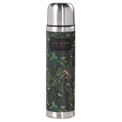 Wild & Wolf Thermos Flask Jungle Print