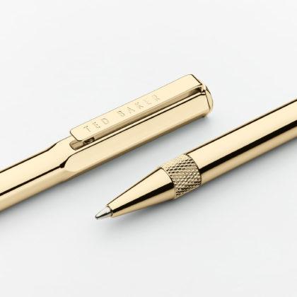 Wild & Wolf 24K Gold Ballpoint Pen