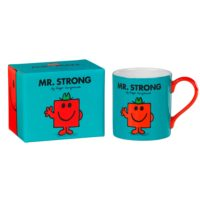 Wild & Wolf Mr Strong Mug